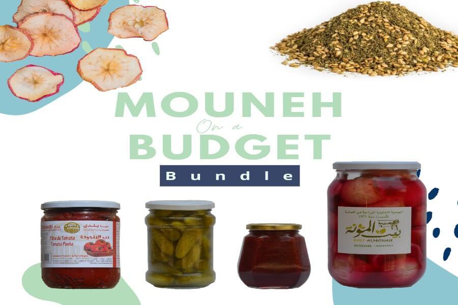 Mouneh Budget