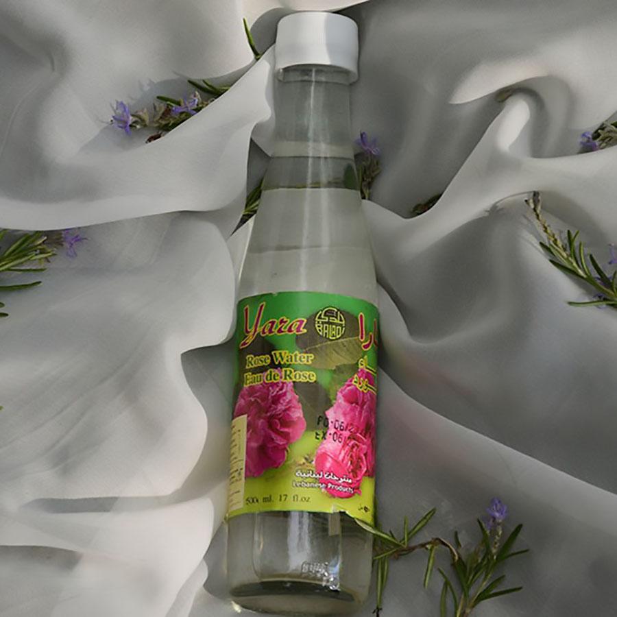 yara rose water